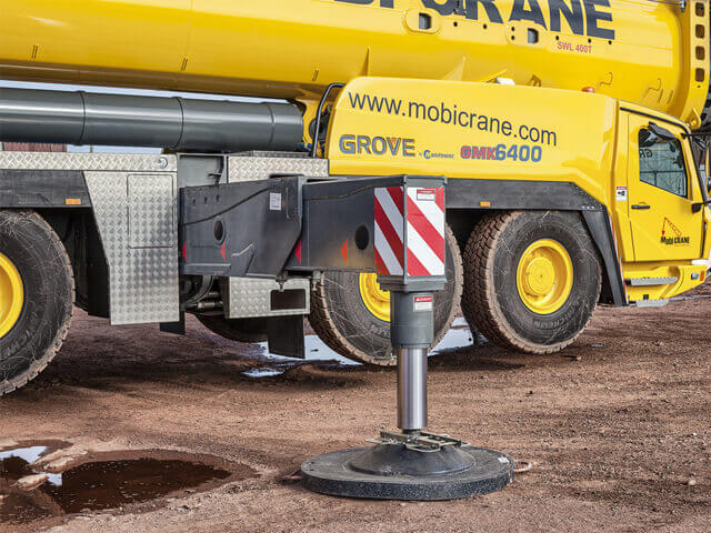 Hire or Buy Crane Hoist and Rigging throughout West Africa