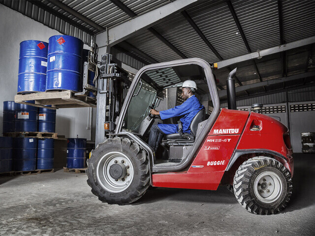RT Forklifts