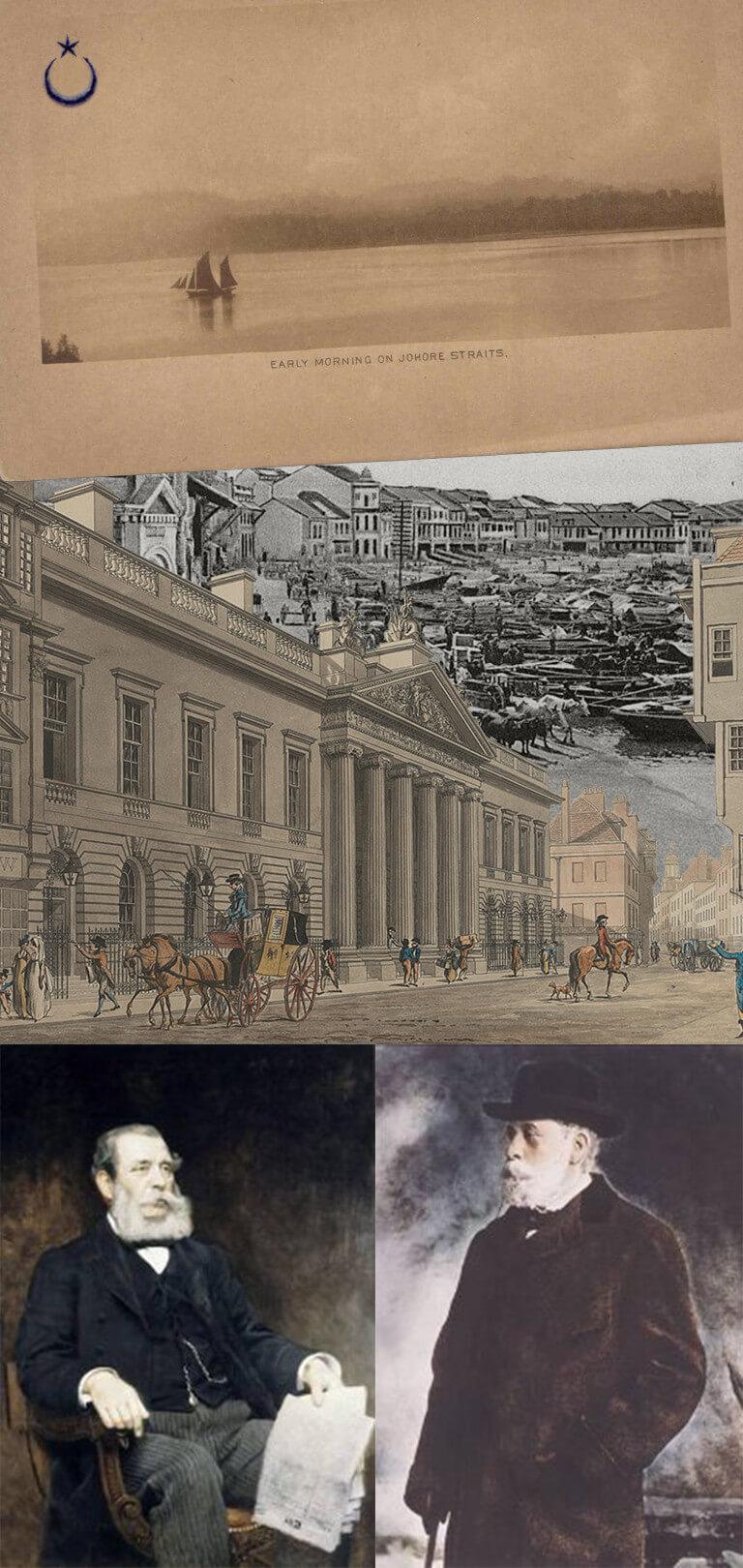 Paterson Simons History