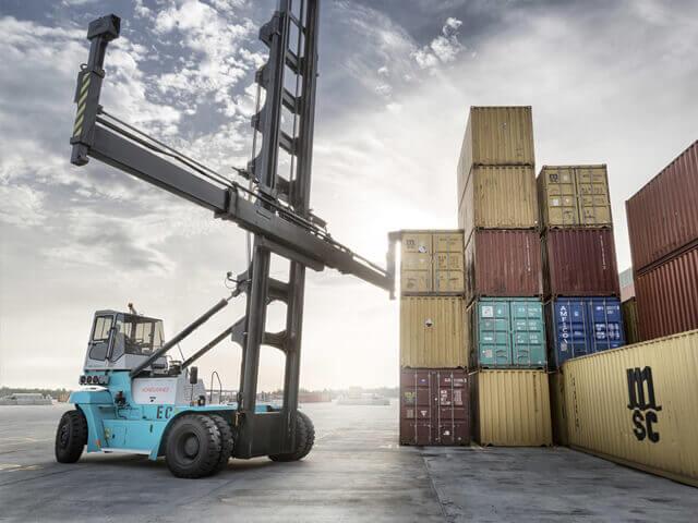 Industries - Ports & Logistique
