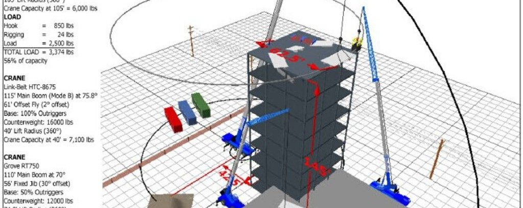 3d Lift Planning Software Free From Manitowoc Paterson Simons