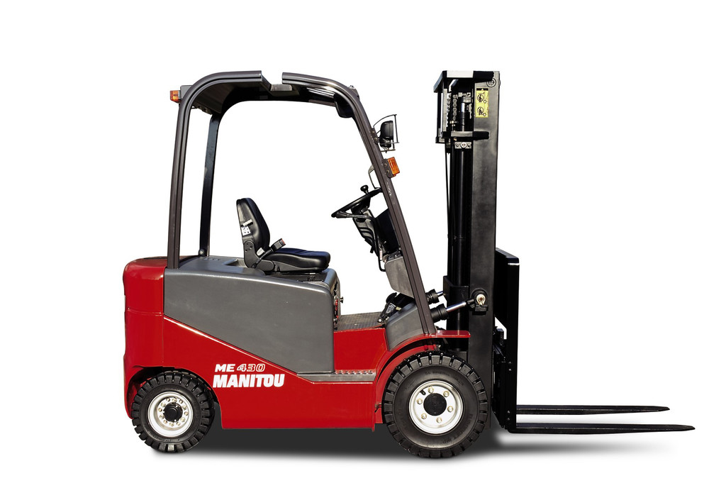 Manitou Electric Forklift available throughout West Africa