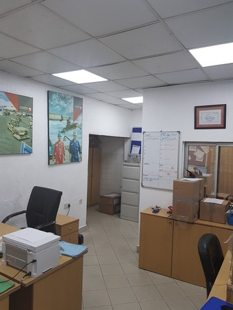 Paterson Simons Nigeria's New Offices - Paterson Simons