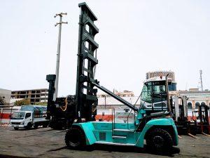 Senegal Cranes and Lift Trucks