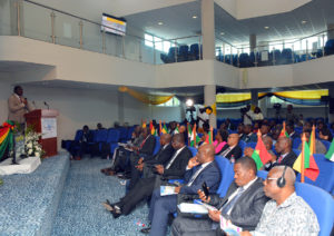 The 39 th Annual council of Port Management Association of West and Central Africa (PMAWCA)