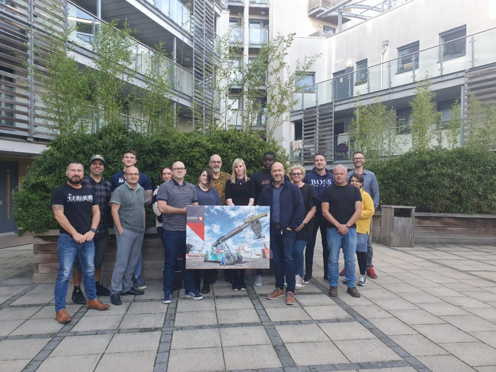 Konecranes Parts Team Visit