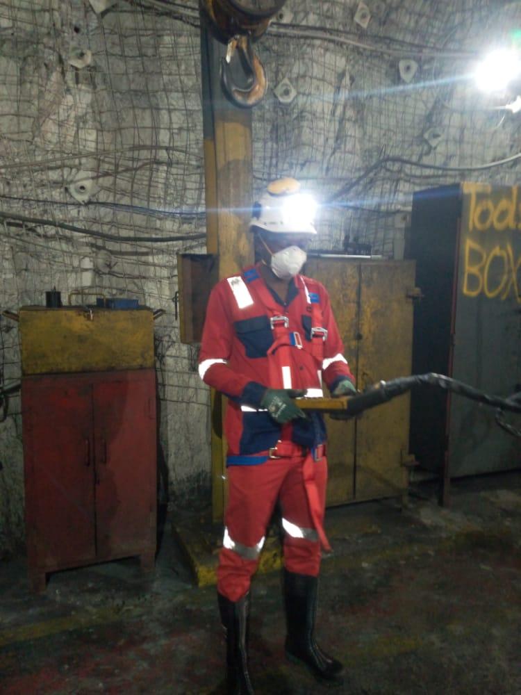 Underground Crane Inspection